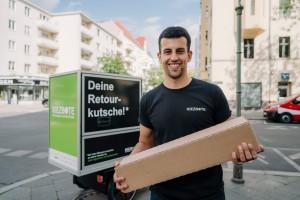 Dein Kiezbote Jonas ermöglicht das nachhaltige Einkaufen. Die perfekte Alternative zur Packstation oder dem Paketshop. Bestellungen zusammenfassen und Sendungsverfolgung ersparen.